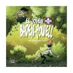 Comic El Joven Baden Powell