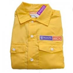 Camisa de uniforme Lobatos MSC