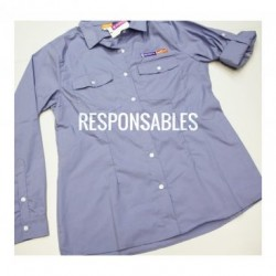 Camisa de Uniforme...