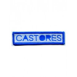 Insignia Tejida Castores MSC